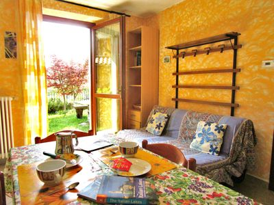 Photo for Holiday apartment Breglia for 1 - 2 persons - Holiday apartment
