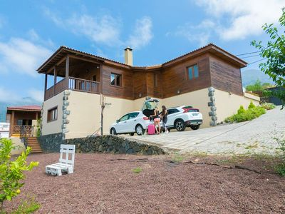 Photo for MOUNTAIN VILLA WITH SEA VIEWS (FREE WIFI)