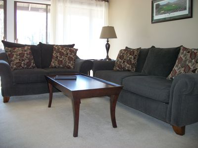 Photo for Pinehurst Golf Front Condo- 2BR/2BA- Sleeps 4 (4 Full Beds) WIFI