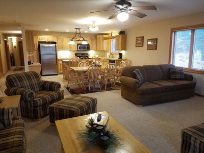 Photo for Welcome to our beautiful 3BR/2B condo on Castle Rock Lake at Northern Bay Resort