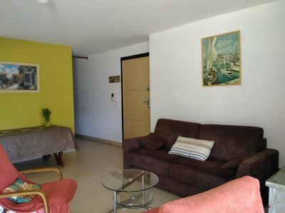 Photo for New apartment (2011) with large terrace and private garden