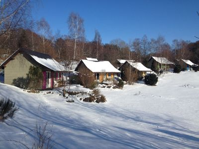 Photo for SPA & HOLIDAYS at the MOUNTAIN / SANCY: tobogganing, snowshoeing, skiing ...