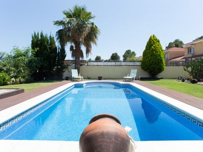 Photo for 5 star Villa With Private Pool  (Not Heated), Long lets 30% discount