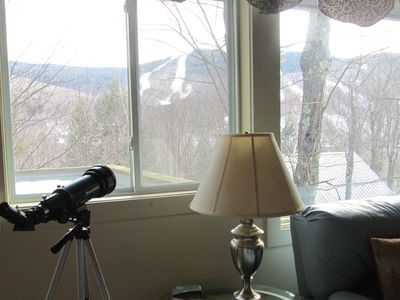 Photo for Lovely, comfortable, Loon Mtn Condo W/Two Bedrooms & Loft in Village of Loon