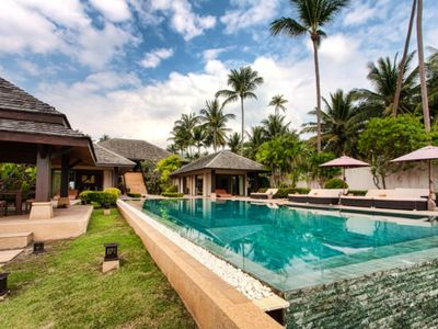 Photo for Villa Ama Lur - luxury 5 bedrooms serviced villa - Travel Keys