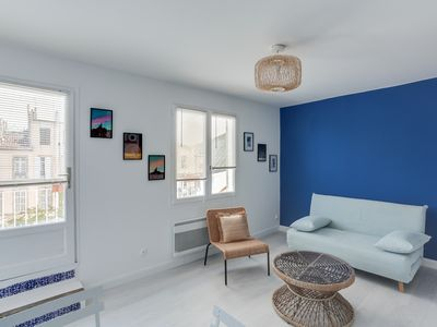 Photo for HostnFly apartments - Magnificent apartment in the heart of Marseille