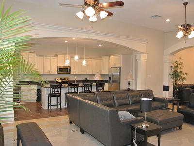 Photo for NEWLY Built/NEW Everything/Gated/Luxurious N Upscale/2 Kings/3,OO0 sqft/NICE!!