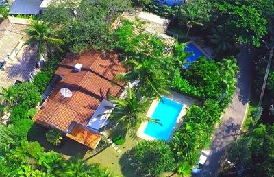 Magnificent resid, .condom, swimming pool, air cond. to 80ms. Beach
