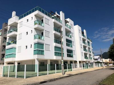 Photo for Penthouse with pool 100 meters from the beach
