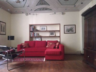 Photo for 1BR Apartment Vacation Rental in Faenza