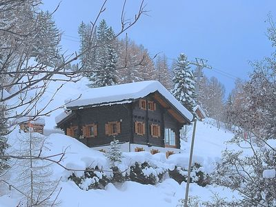 Photo for SKI IN - SKI OUT chalet, in high altitude 4 Valleys/Verbier ski area