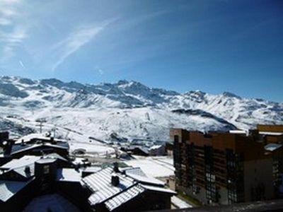 Photo for Apartment Val Thorens, 1 bedroom, 6 persons