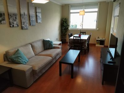 Photo for 3-bedroom apartment in a beautiful residence