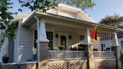 Photo for Riverside Retreat - 1940's Coastal Bungalow in New Bern, NC