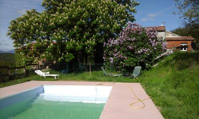 Photo for GITE 14 PERS IN ARDECHE WITH SWIMMING POOL