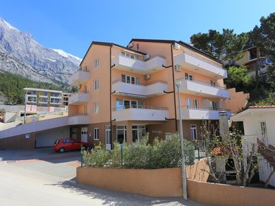 Photo for Apartment in Baška Voda (Makarska), capacity 2+2