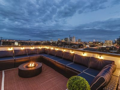 Photo for ★ Music City Modern 1 ★ INCREDIBLE Rooftop Views ★