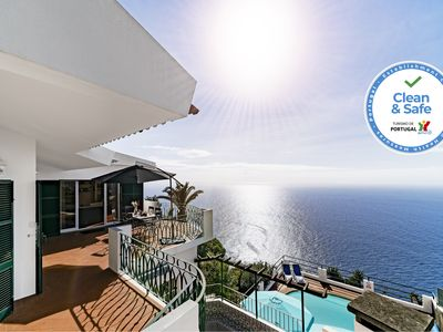 Photo for 3BR Villa Vacation Rental in Garajau, Madeira