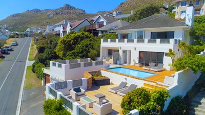 Photo for Cape Town Villa with fantastic False Bay views