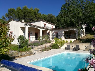 Photo for Charming house without vis-à-vis, park of 3800 m2 - ideal for 1-2 family (s)