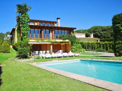 Photo for Club Villamar - Nice villa with pivate swimming pool and beautiful view