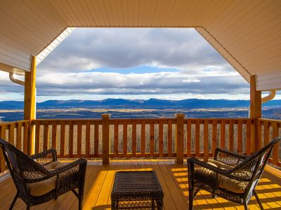 Photo for Shenandoah Manor in the Blue Ridge mountains