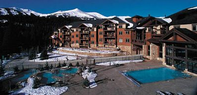 Photo for Grand Timber Lodge Ski in/out Breckenridge Condo Winter Holiday $1999