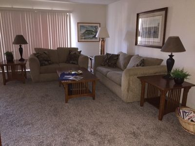 Photo for Comfortable 2 bedroom in the Del Mar Beach Club Complex