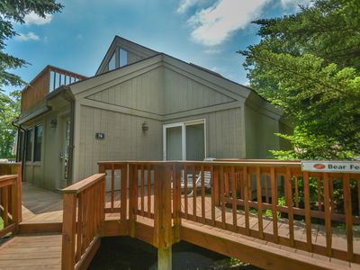 Photo for Stylish Townhome with Hot Tub conveniently located to area attractions!