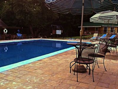 Photo for Japan style Bungalow / shared pool 8 min bethel woods 10m Casino