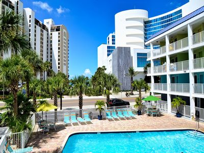 Photo for Pelican Pointe 225 Clearwater Beach - Pelican Point -