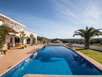 Photo for Stunning Villa with Panoramic Views and Large Swimming Pool