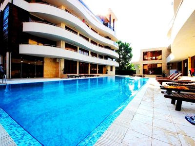 Photo for 1BR Apartment Vacation Rental in Sunny Beach, Burgas