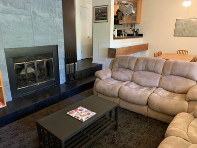 Photo for 2 Bedroom East Vail Condo with Hot Tub, Market, Shuttle, and Views.