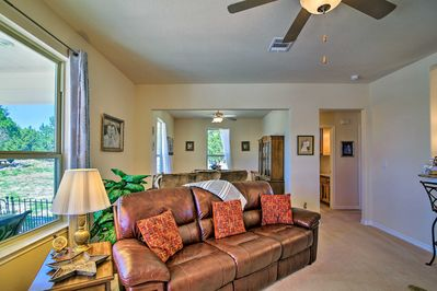 With 2 bedrooms and 2 bathrooms, 4 guests will love staying here!