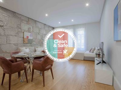 Photo for Liiiving in Porto   Downtown Luxury Apartment 1T
