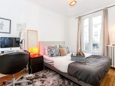 Photo for EIFFEL TOWER- WHOLE COZY 1 BEDROOM APARTMENT