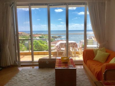 Photo for Spectacular sea views in Sozopol