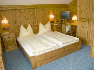 Photo for Double room with shower, WC - Mitteregg, pension