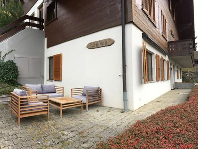 Photo for Apartment Lehnmad EG in St Stephan - 4 persons, 1 bedrooms