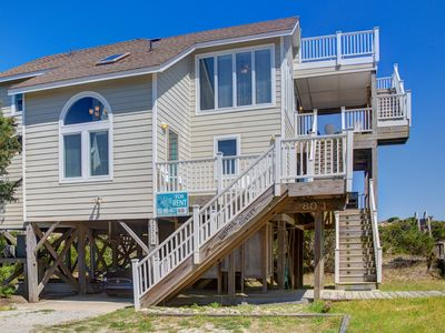 Photo for Sunrise Sunset - 4 Bedroom Oceanfront home with a view in Avon