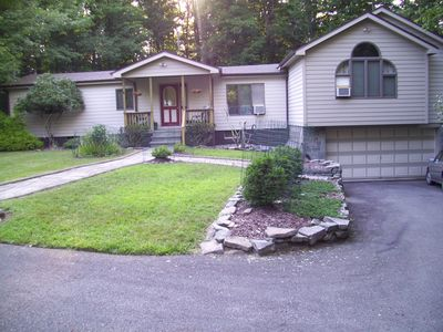 Photo for TIME TO BOOK YOUR HOLIDAY GET AWAY IN THE POCONOS ... BOOK SOON!