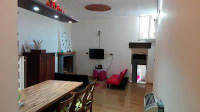 Photo for Characteristic apartment in the medieval village