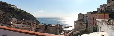 Photo for One bedroom Villa, sleeps 3 in Minori with Pool, Air Con and WiFi