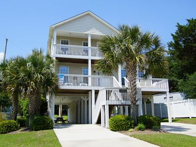 Photo for Cape Fred, a popular 4BR North Myrtle Beach vacation home