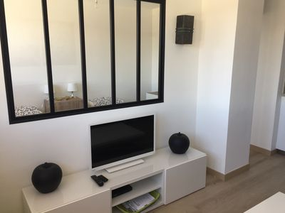 Photo for Beautiful 3 rooms nine, sea view