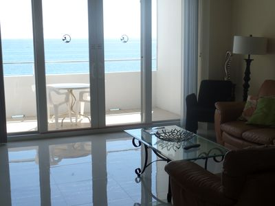Photo for FABULOUS OCEAN FRONT CONDO - RENOVATED!