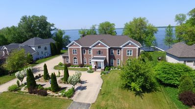 Photo for Beautiful Waterfront House In Oshkosh, WI ~ 45 Minutes South Of Green Bay, WI