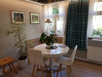 Photo for Very quiet apartment with private garden, Wifi and parking the hearth of Brixen