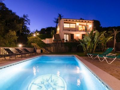 Photo for Club Villamar - A charismatic and well-maintained Spanish family villa near Tossa de Mar.
